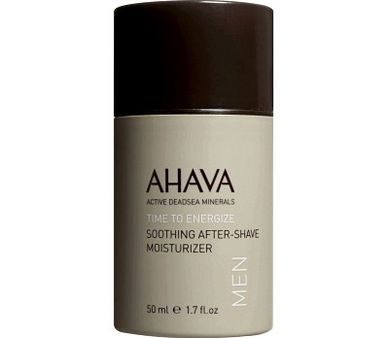 Лосьон после бритья Ahava Ahava Soothing After-Shave Moisturizer Лосьон после бритья 50мл